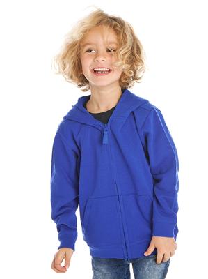e76f9d44 Premium Barne-hettejakke med eget design/trykk - Lag din egen t-skjorte