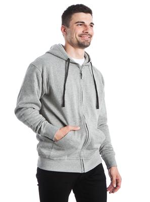 d35df8c3 Premium Hettejakke for menn med eget design/trykk - Lag din egen t ...