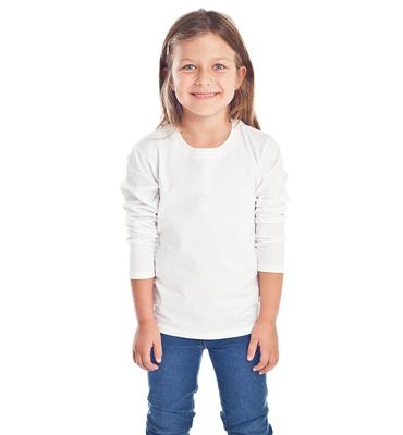 Design Kule Langarmede T skjorter Til Barn & Babyer Lag