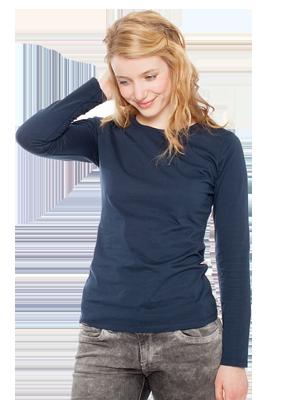 51e0a32a Design Kule Skjorter med lange armer Til Kvinner - Lag din egen t ...